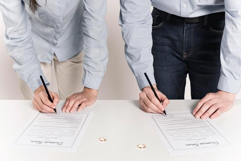 divorce droits et solutions de prévoyance