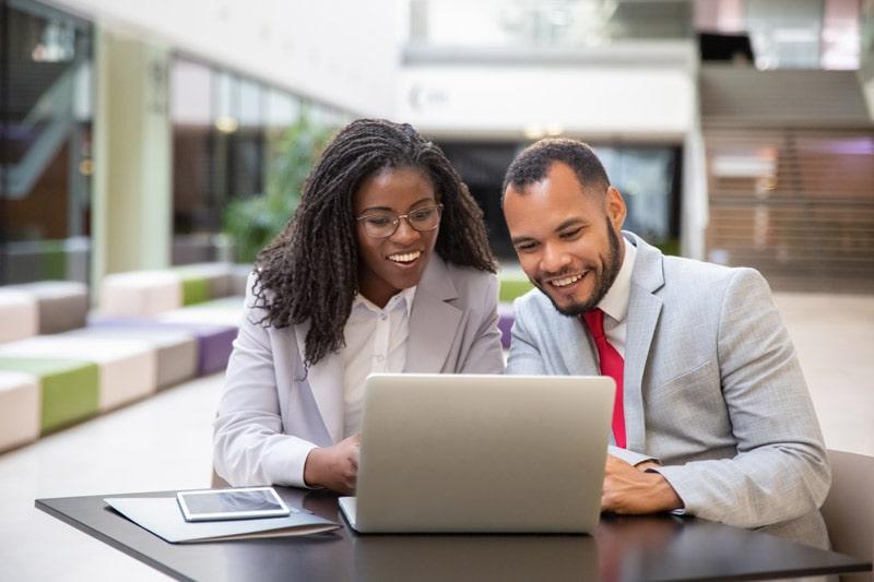 règles à respecter pour travailler en couple