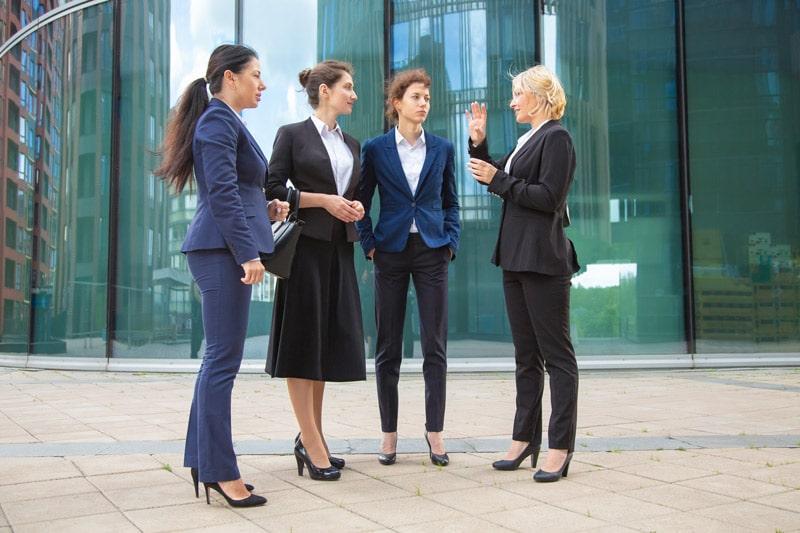 réseau professionnel féminin