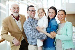 transmission générationnelle d'entreprise