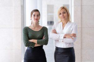 femmes chef d'entreprise dans les PME